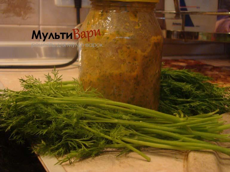Соус для шашлыка в мультиварке фото