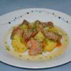 Мясо с картошкой в рукаве фото