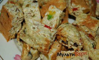 Печенье домашнее типа бискотти фото