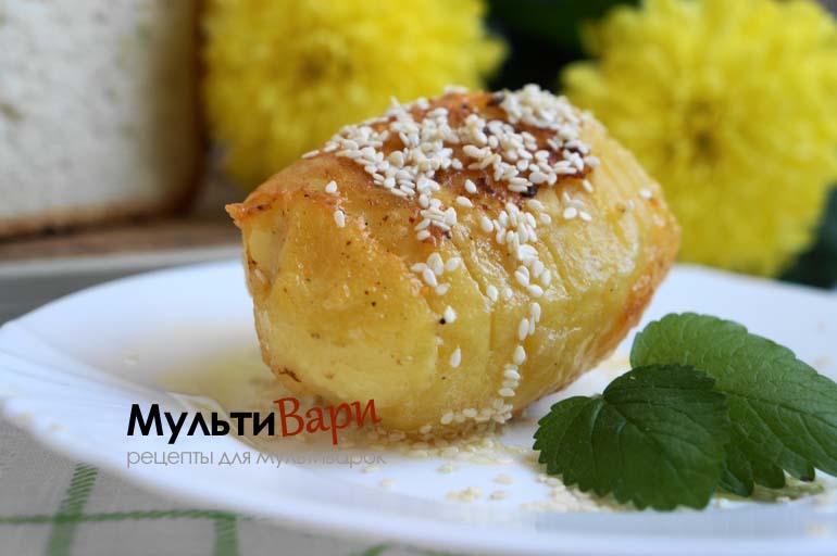 Картофель по шведски фото