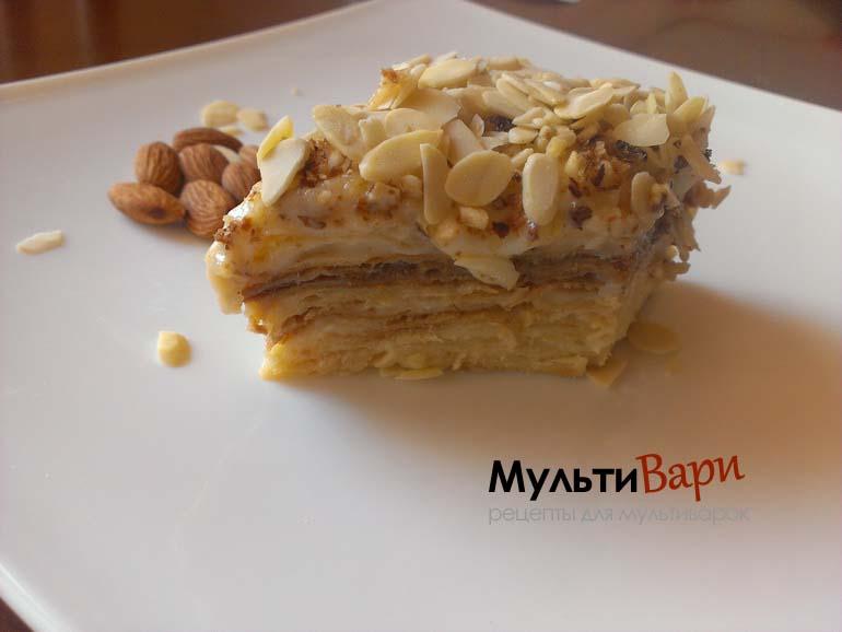 Торт Наполеон рецепт фото