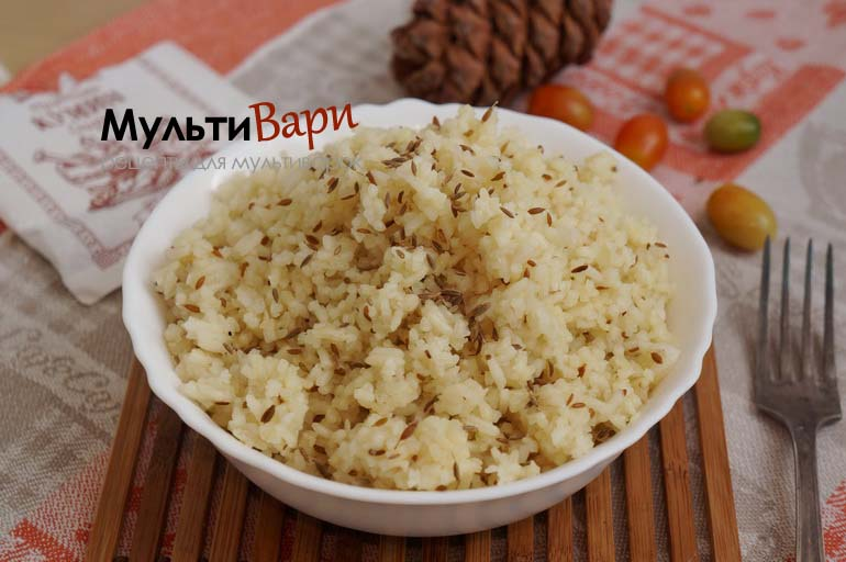 Как приготовить рис на гарнир фото