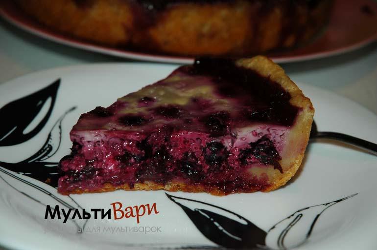 Тирольский пирог простой рецепт фото